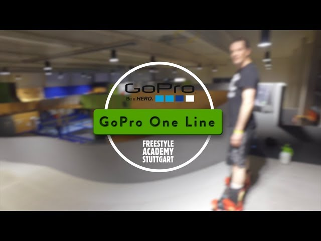 GoPro One Line w/ Raoul // Freestyle Academy Stuttgart