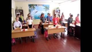 Фізхвилинка на уроці в 4-А класі