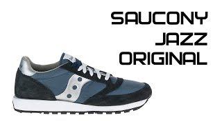 Обзор кроссовок Saucony Jazz Original