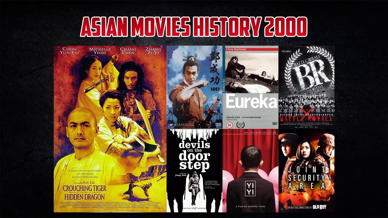 Asian history movies