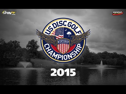 2015 United States Disc Golf Championship 2015 Trailer