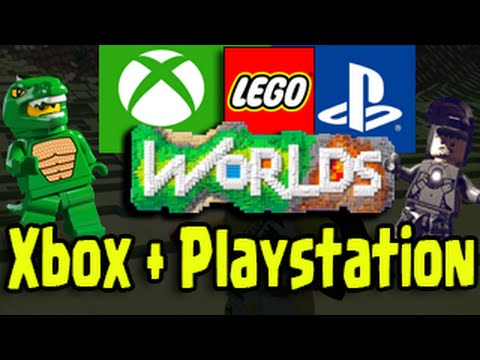 Lego Worlds Ps3 Ps4 Xbox 360 Xbox One Release News And Update