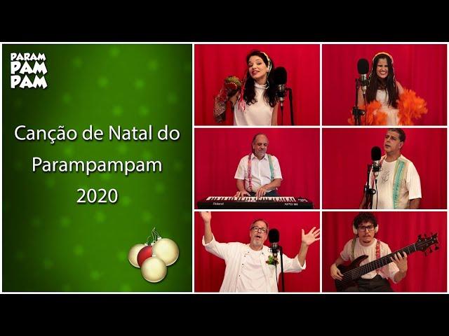 Regravação da Canção de Natal do Parampampam