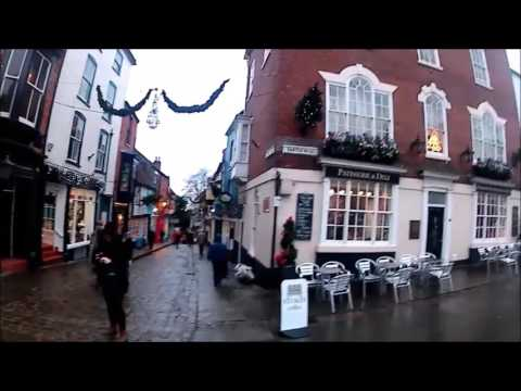 One day in: Lincoln, England - 2016