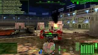 Mechwarrior 4: Mercenaries - MekTek MekPak 3.1 - Gameplay