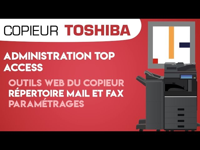 #36. Outil d'administration Top Access