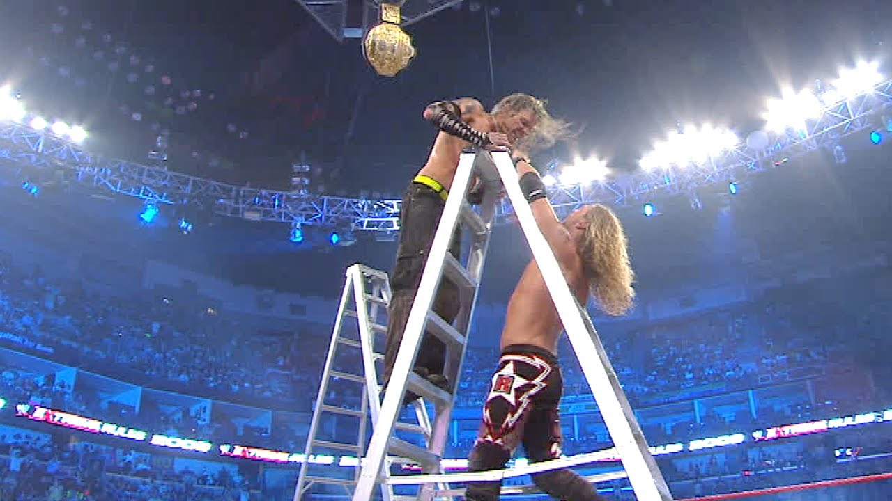 edge-vs-jeff-hardy-world-heavyweight-championship-ladder-match-extreme-rules-2009