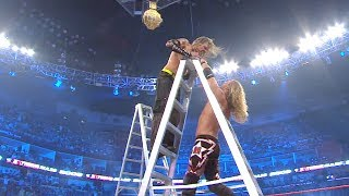 Edge vs. Jeff Hardy - World Heavyweight Championship Ladder Match: Extreme Rules 2009