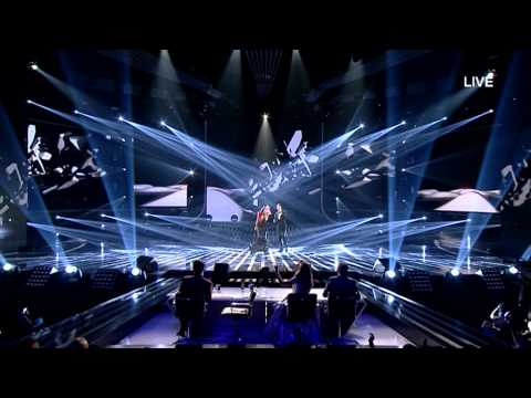 "Genti & Bleona - ""Need you now"" - X Factor Albania 4 (Netet LIVE)"