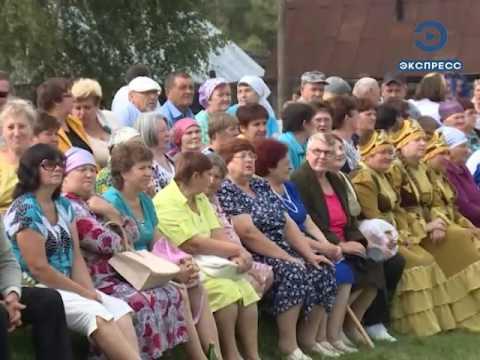 У жителей Сосновоборского района появился свой праздник