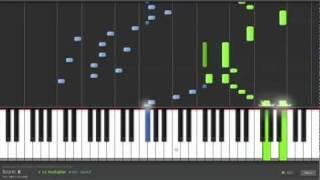Still In The Dark - Piano Arrangement