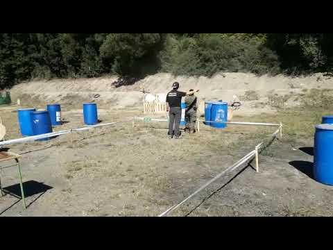 Arranca el Campeonato de Tiro Policial de Combate con 120 participantes
