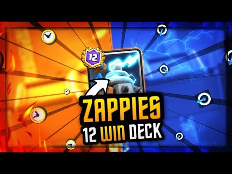 12 WIN ZAPPIES DECK! (You Read That Right) - NO ROYAL GHOST!