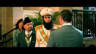The Dictator - Arabs Scene - John C Riley