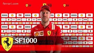 SF1000 - Sebastian Vettel