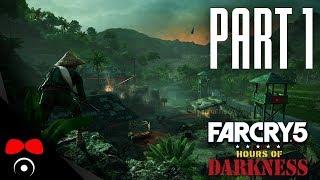 VŮNĚ NAPALMU PO RÁNU! | Far Cry 5: Hours of Darkness #1