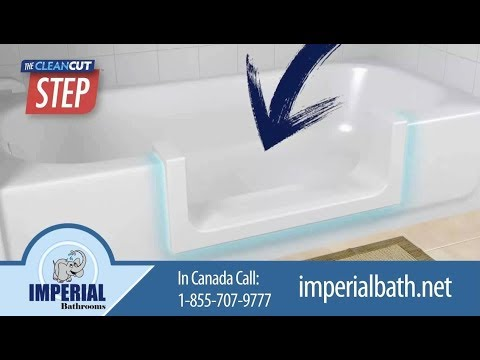 CleanCut™ Tub To Shower Conversion Kits Canada