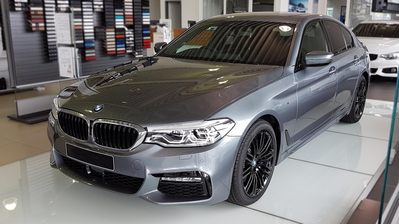 2017 BMW 530d Limousine BMWview YouTube