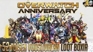 Video Overwatch #113 | 52 toisen vuosijuhlan loot boxia [Anniversary 2018] download MP3, 3GP, MP4, WEBM, AVI, FLV Mei 2018
