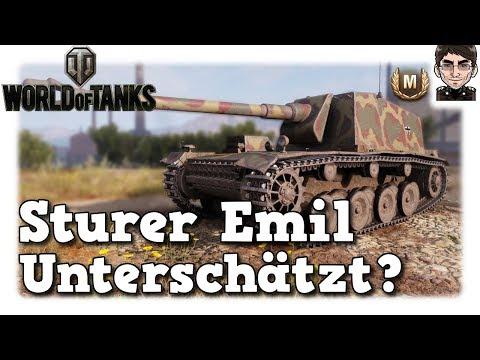 World of Tanks - Sturer Emil, unterschätzt? thumbnail