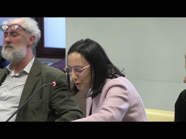 González denuncia las obras de la fase 2 de la Plataforma Logística de Villaverde