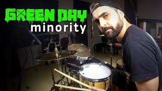 Green Day - Minority - Drum Cover
