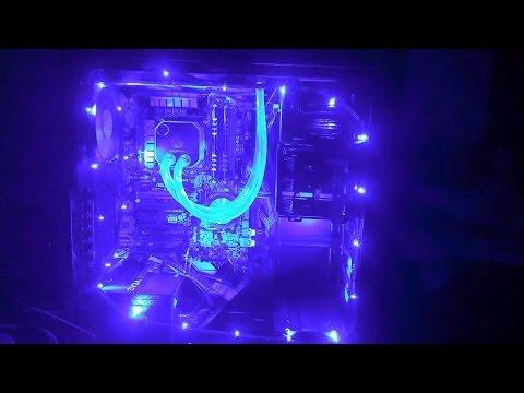Intel Core i5 4690K Computer Build
