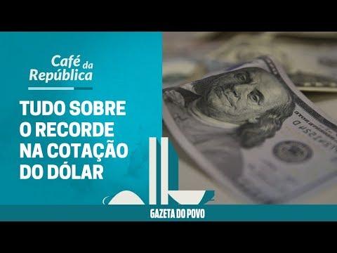 Alta do dólar: motivos e consequências do recorde