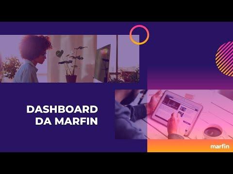 O Dashboard da Plataforma Marfin para Profissionais