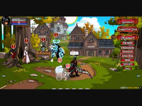 aqw getting crystal phoenix blade of nulgath | FunnyCat TV