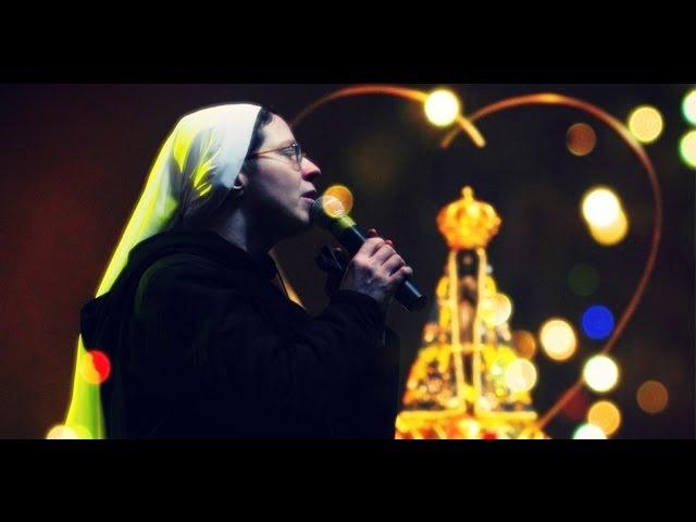 Irmã Kelly Patrícia - Consagração à Nossa Senhora