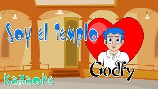 Godfy Soy el Templo Pista Karaoke Infantil Cristiana