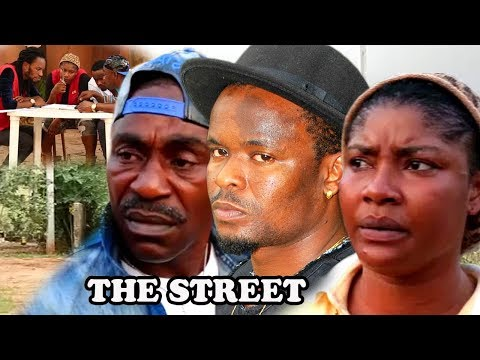 The Street Season 1 - Zubby Michael 2017 Latest Nigerian Nollywood Movie