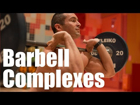 Barbell Complexes for fat loss Part 1