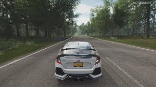 Forza Horizon 4 - 2018 Honda Civic Type R Gameplay
