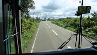 〇路線バスで!日本縦断・前面展望の旅(Travel down through Japan in route bus )