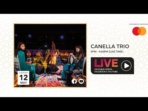Canella Trio – Live Performance