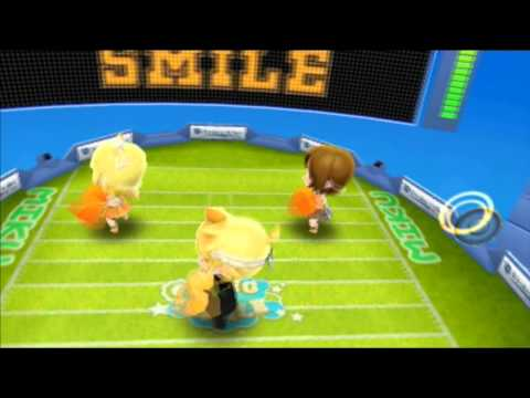 project mirai sing & smile PV -all characters