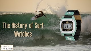"""How The """"Shark"""" By Freestyle Shaped the Surf Watch Industry"""
