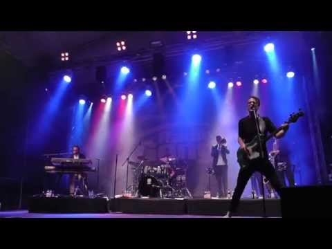 Lukas Graham - How come you don't strip no more @ Radio Gong Stadtfest Würzburg [18.09.2015]