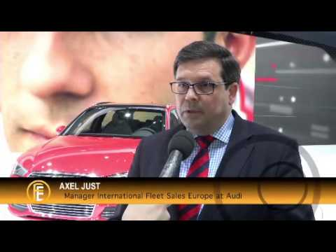 Fleet Europe at Geneva Motor Show 2013 - Europe as a car fleet market