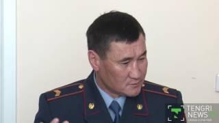 Полицейский рассказал об инциденте с автобусом с детьми в Павлодарской области