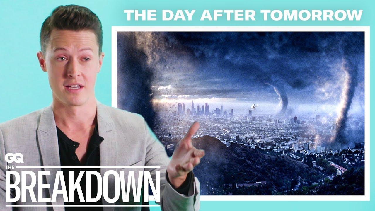 Meteorologist Breaks Down Natural Disaster Scenes in Movies & TV |GQ
