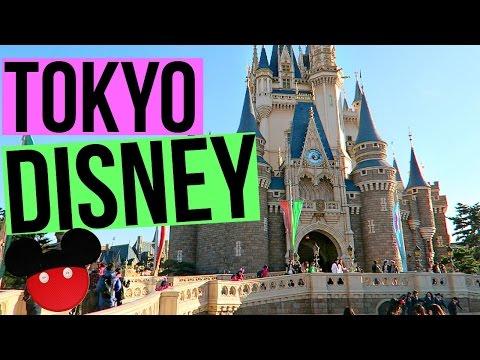 Tokyo Disneyland   Ashley Nichole