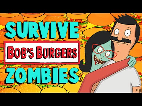 SURVIVE BOB'S BURGERS ZOMBIES ★ Call of Duty Zombies