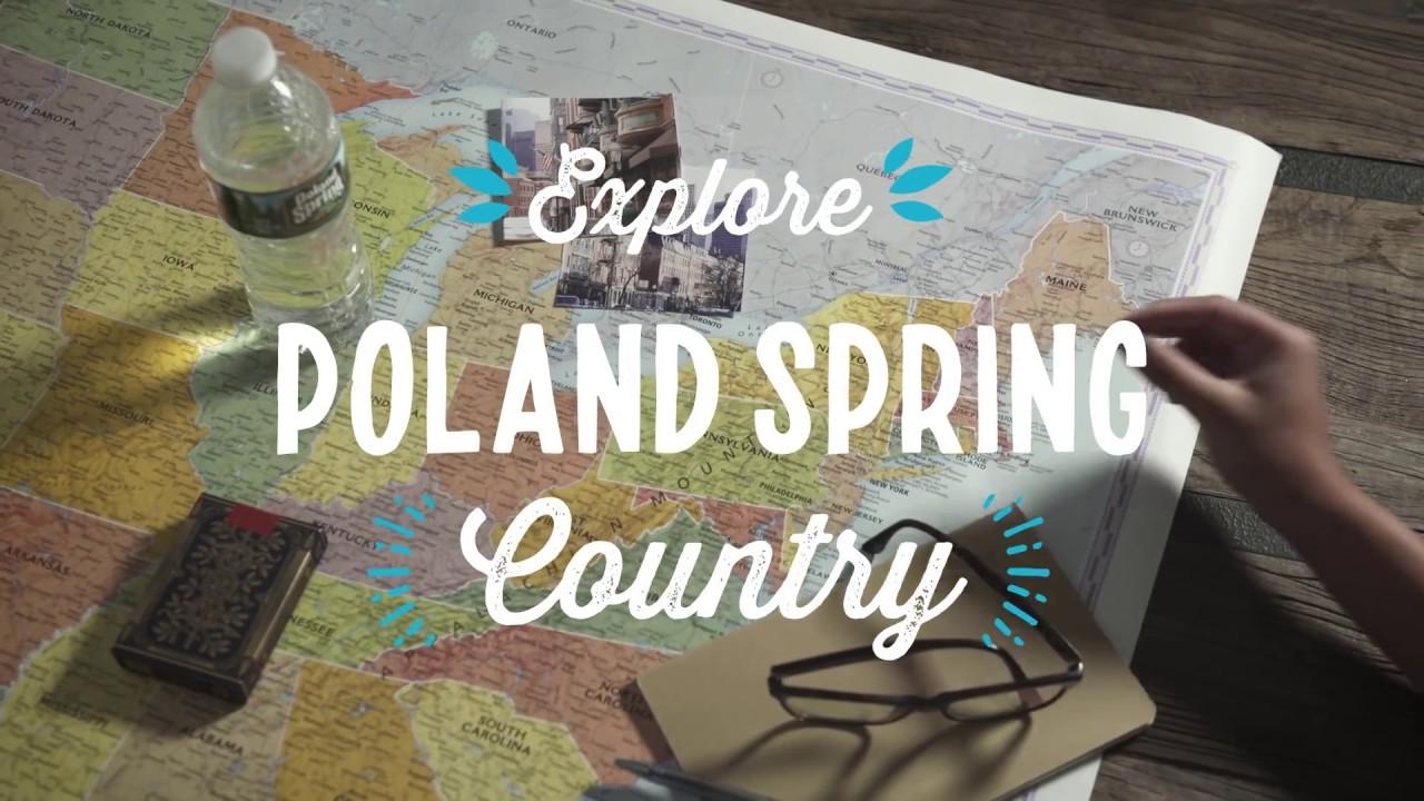 Poland Spring — Dan Bennis