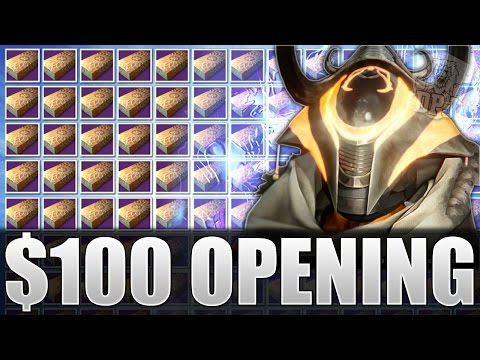 Destiny: $100+ Spending Spree - Treasures Of The Dawning Package Opening 45+ Packages!
