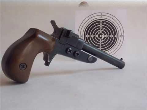 Сигнальный Револьвер Lom-S Переделка