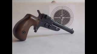 Пистолет Derringer своими руками, мод-2