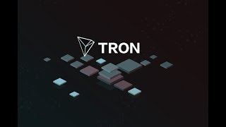 TRON (TRX) | BULL FLAG - ABOUT TO BREAKOUT?